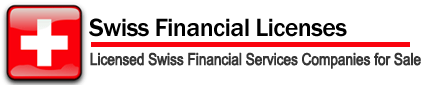 Swiss Financial Licenses Logo